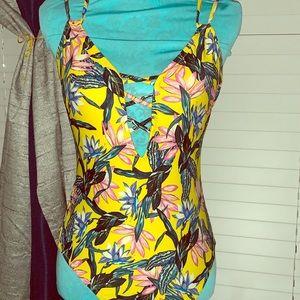 Jessica Simpson swim suit